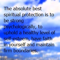 Best Spiritual Protection