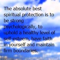 Best Spiritual Protection