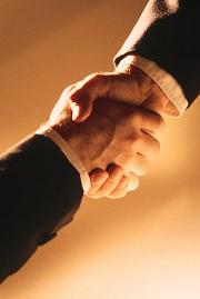Handshake of Respect