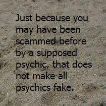 Fake Psychics