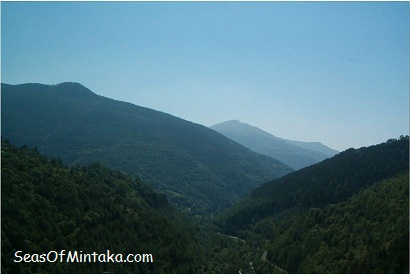Mountains of Mintaka
