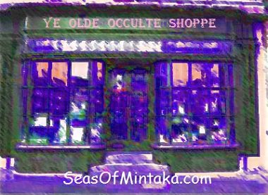 Occult Shop