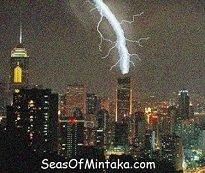Lightning Electric Shock