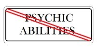 Psychic Abilities Forbidden Sign